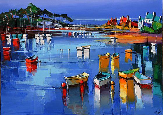 Eric Le Pape, artiste peintre de Bretagne|