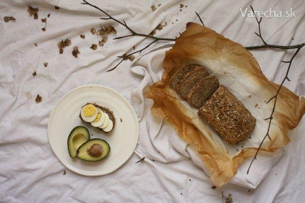 Pohánkovo-pšenový chlebík pre každého