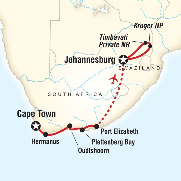 Visit South Africa, the Garden Route alone will give you memories to last a life time. Take a road trip or board the Blue Train to experience 2014 Autumn/Winter on African soil!