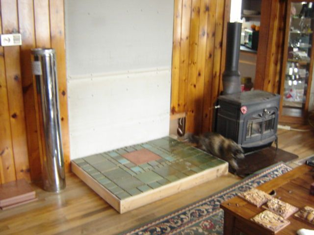 Tile 1.JPG; 640 X 480 (@100%) · Wood Stove HearthWood ...