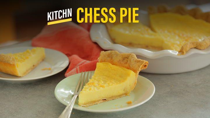 Classic Buttermilk Chess Pie Kitchn In 2020 Fall Pies Recipes Buttermilk Chess Pie Sweet Potato Pie