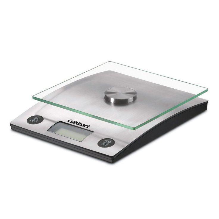 Cuisinart PerfectWeight Digital Kitchen Scale - 086279023254
