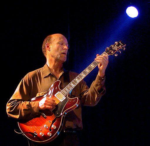 John Scofield-- is an American jazz-rock guitarist and composer, who has played and collaborated with Miles Davis, Dave Liebman, Joe Henderson, Charles Mingus, Joey DeFrancesco, Herbie Hancock, Pat Metheny etc.