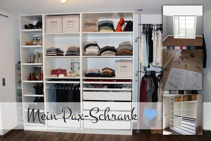 IKEA Pax Schrank selber gestalten
