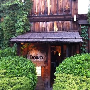 Domo is a must in Denver. Traditional Japanese country cooking in the most incredible environment. Gorgeous interior with rock tables and chairs hanging paper sculptures and traditional baskets and items. There is also a perfect, PERFECT, garden for outdoor seating in the summer. They even give you reed hats to wear next to the koi pond and the bonsais. Seriously. Outstanding food and experience.