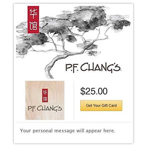PF Changs Gift Cards  Email Delivery >>> You can get additional details at the image link.Note:It is affiliate link to Amazon.