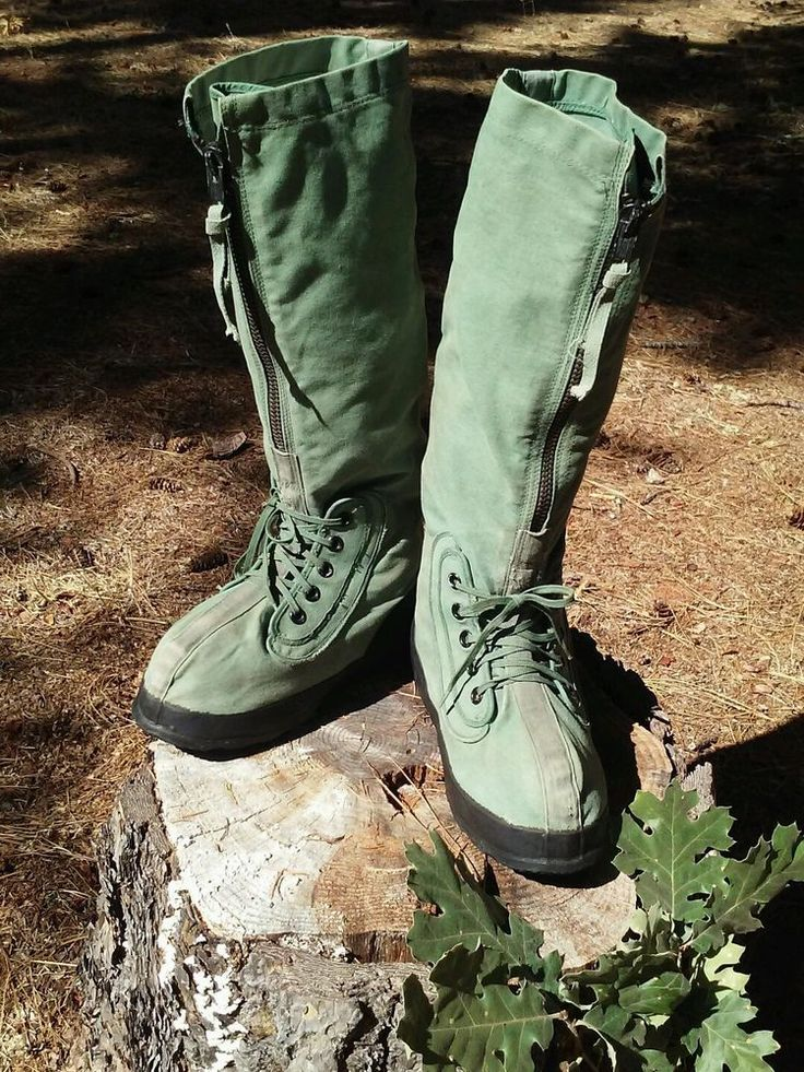 Bata Military Extreme Cold Weather Boots N1B Vintage with Inserts Sz M 9-10  | eBay