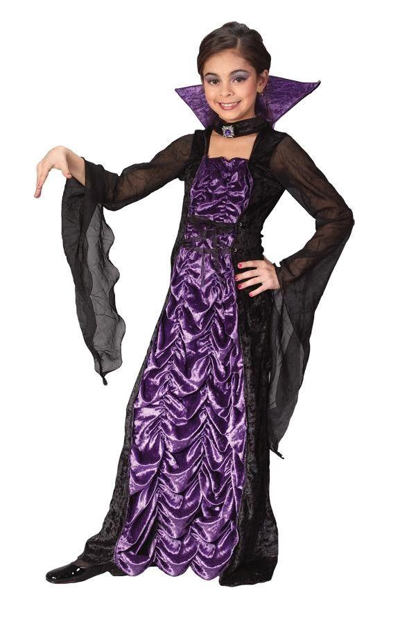 girls countess of darkness halloween costume - Halloween Costumes For Girls 11