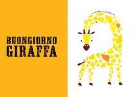 giraffa illustrazione