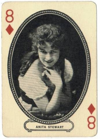 Moriarty Playing Cards (1916) | The Public Domain Review