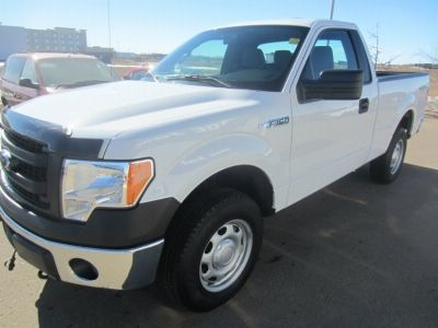 2014 Ford F-150 XL is located at our Red Deer location.