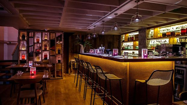 Happiness Forgets, Shoreditch. Rated Top 50 best bars in the world. Def book.