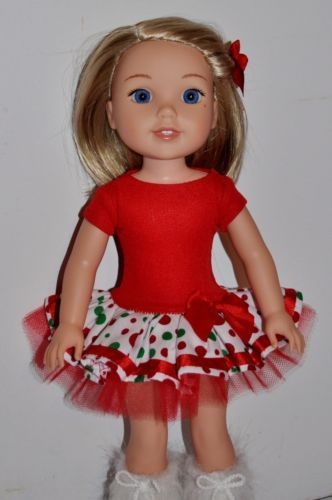 AMERICAN-MADE-DOLL-CLOTHES-FOR-AMERICAN-GIRL-DOLL-WELLIE-WISHERS-LOT-04