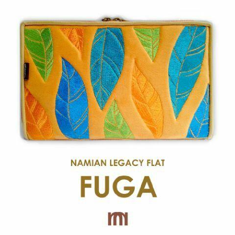 Namian Legacy Flat FUGA  www.tasetnikindonesia.com  #namian