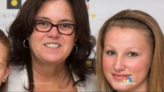 Rosie O'Donnell's Daughter Chelsea Was FOUND!