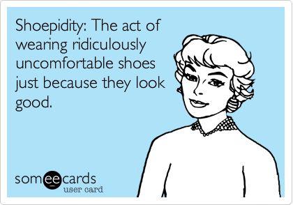 Shoepidity