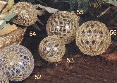 Speciale Natale: Palline di Natale in oro