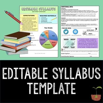 The  Best Middle School Syllabus Ideas On   High