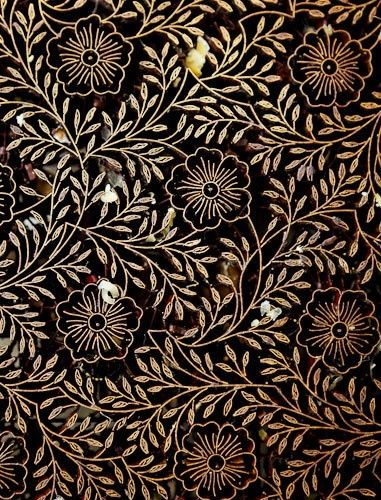 "print-spiration: "" Indonesian woodblock """