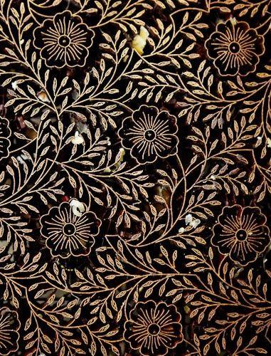 "print-spiration: "" Indonesian woodblock """