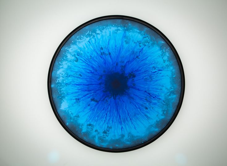 Ionian Iris Mirror - Tom Palmer - OldSwiss