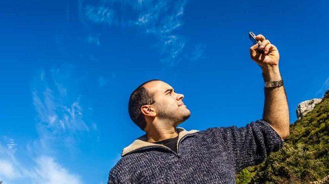 Cara Memperkuat Sinyal Handphone Yang Lemah