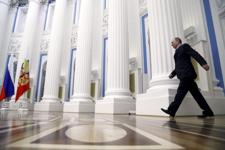 Vladimir Putin's Quotes: A Collection for the Discerning Russian ...