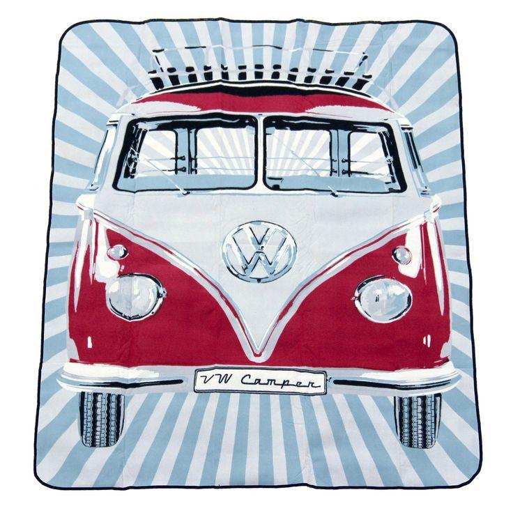 Jetzt gehts ganz umweltbewusst zum Picknicken mit einem VW Bus. Wie? Na ganz einfach – mit der VW Bus Picknickdecke. Es gibt echt schon viel, aber eine VW Bus Picknickdecke hab ich bis jetzt noch nicht entdeckt. Der Spass ist etwas teuer – aktuell 71,96 Euro, aber wer sich den Spass leisten will, hat sicher …