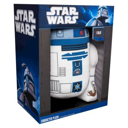 """STAR WARS™ Underground Toys R2-D2 Character Plush Toy (15"""")"""