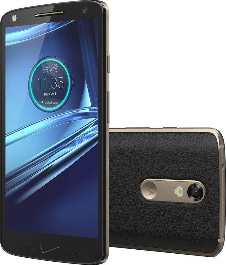 New Overstock Verizon Motorola Droid Turbo 2 Xt1585 32gb Black