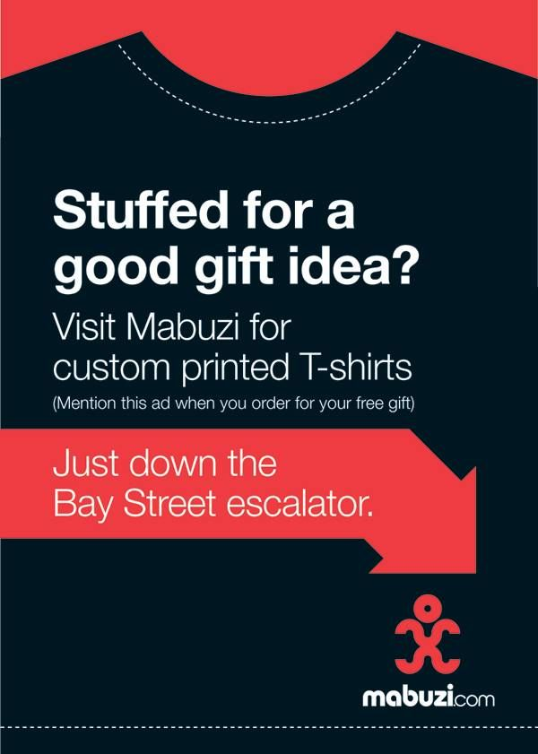 Stuffed on how to get customers to your store?  A Poster can be a great way to alert customers of your store, sale or special offer & direct them in the right direction.