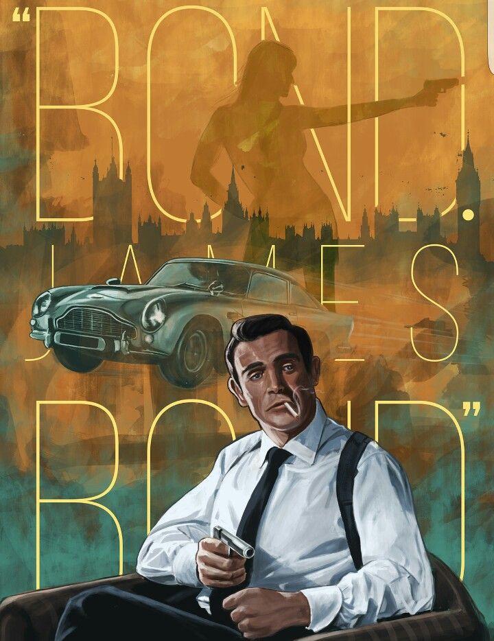 James Bond.                                                                                                                                                                                 More