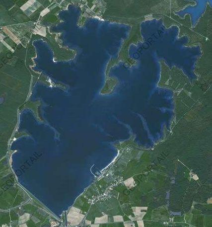 Lac d'Orient – Forêt d'orient – Grand lac public – Aube (10)
