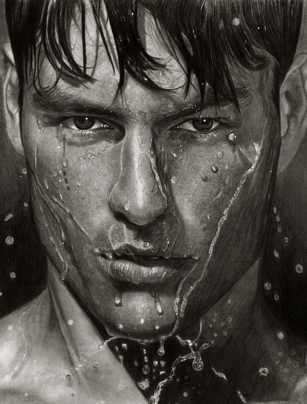 66 Best Portraits! images | Celebrity drawings, Drawings ...