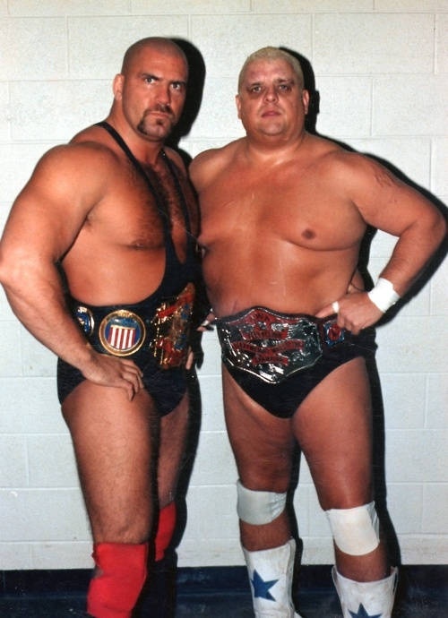 "Nikita Koloff & ""The American Dream"" Dusty Rhodes"