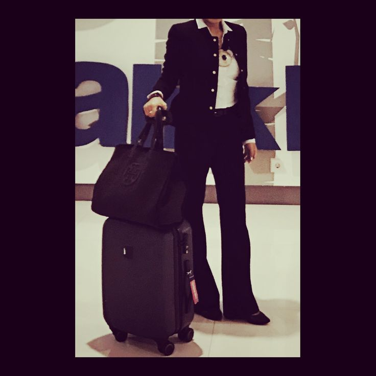 Business woman on travel