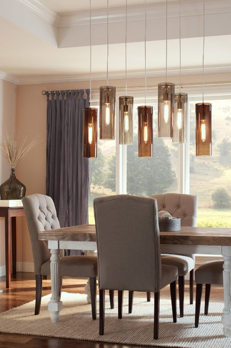 Hanging Lights For Kitchen Table