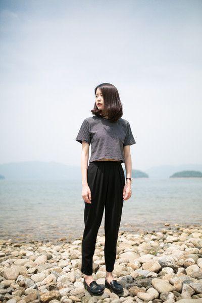 【时尚】Korea Fashion :韩国风衣服搭配,教你轻轻松松做个韩妞