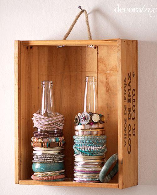 ms de ideas increbles sobre estantes de caja de vino en pinterest cajas de vino artesanas de caja de cigarros y decoracin de caja de vino