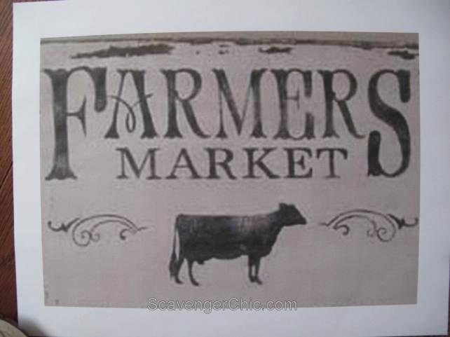 Farmers Market graphic                                                       …