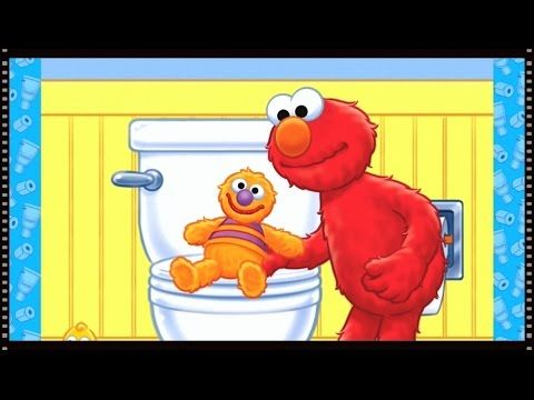 TODDLER ELMO'S POTTY TIME ~ For Kids ~ By TheScoopGames - YouTube