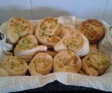 Triple Cheese, Herb and Garlic Scrolls | Official Thermomix Recipe Community
