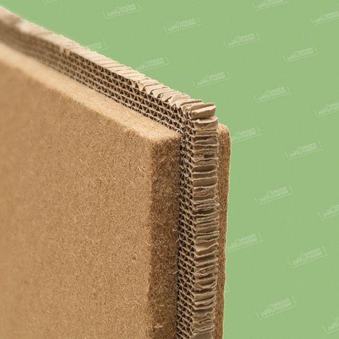 Holzfaser-Dämmplatten mit Klimakammern sind perfekt für die Innendämmung. Mit nur 30 mm Dämmung lässt sich bester Schallschutz erreichen