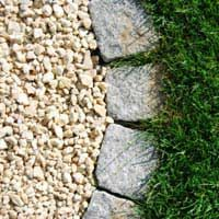 edging for driveway