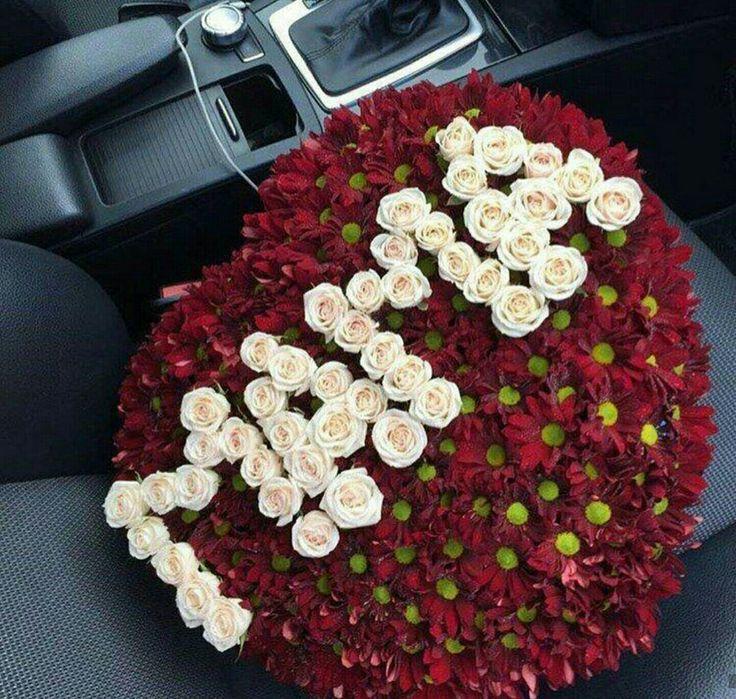 Букет роз для мамы, красивый букет