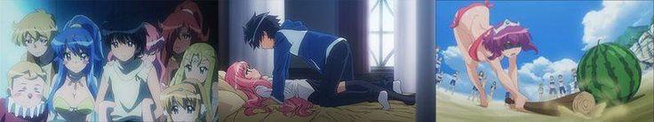 Zero no Tsukaima S3 VOSTFR | Animes-Mangas-DDL