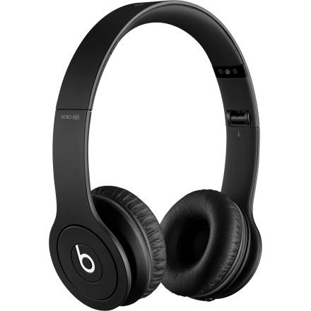 Just got my Beats by Dre Solo HD Monochromatic On Ear Headphones and I absolutely love em they go well with my skin tone...... all black errrthang