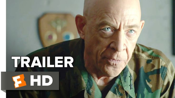 Renegades Official Trailer 1 (2017) - J.K. Simmons Movie