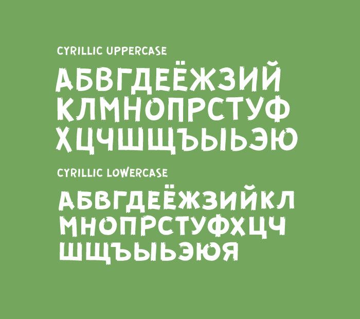 Guerrilla free font. FREE for both personal and commercial work.