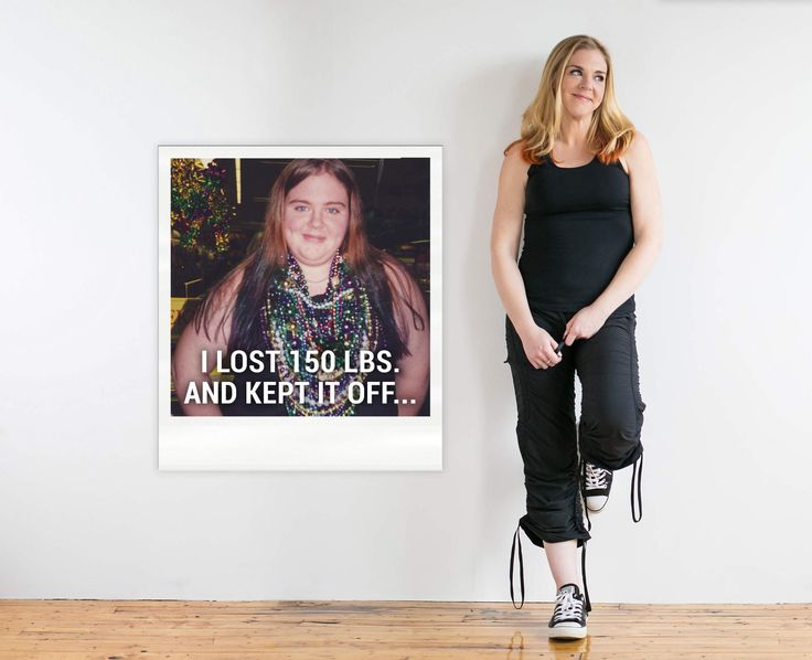 I Lost 150 Pounds and Kept It Off, and I've Always Known 'The Biggest Loser' Was BS